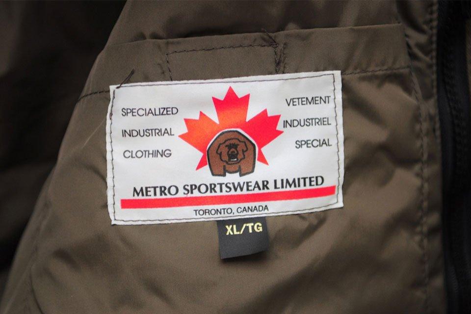 Metro Sportwear Limited