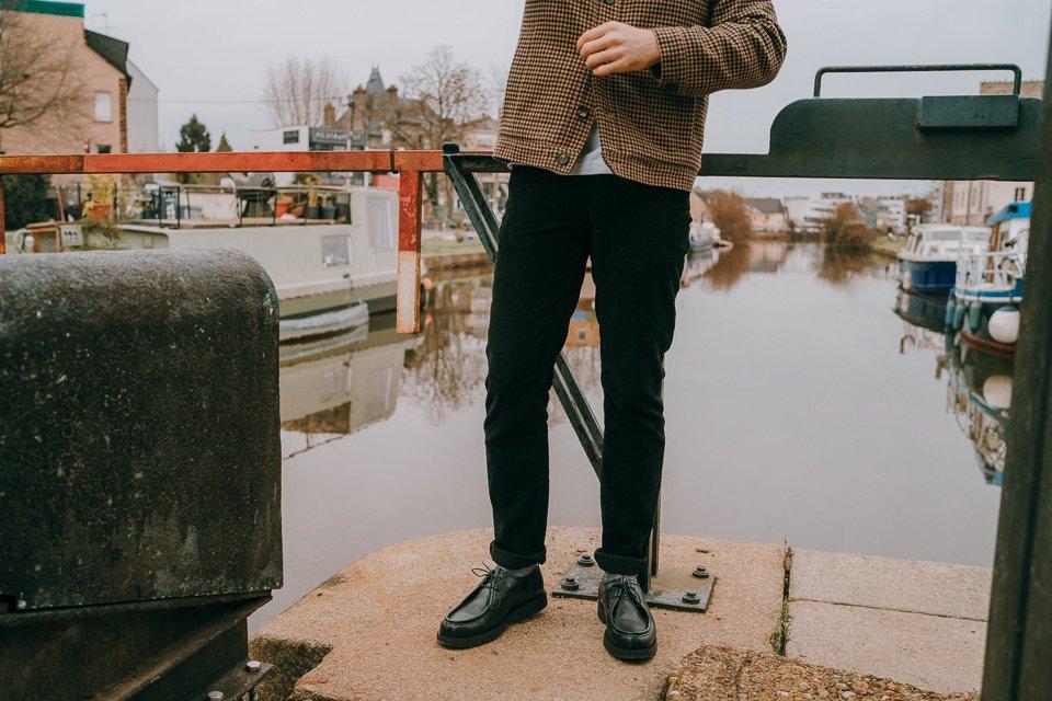 Velours - look - homme - pantalon - côtelé-13