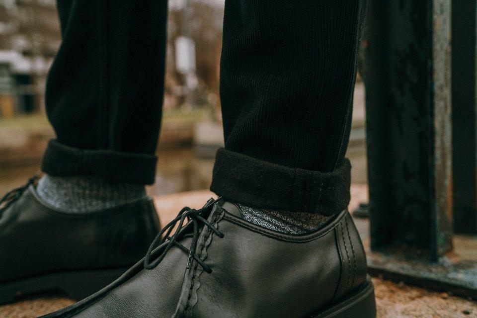 Velours - look - homme - pantalon - côtelé-14