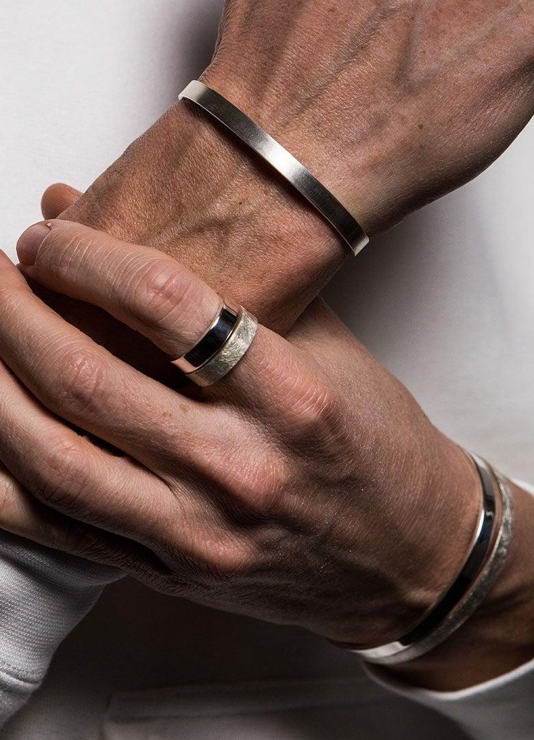 Bracelets Plata