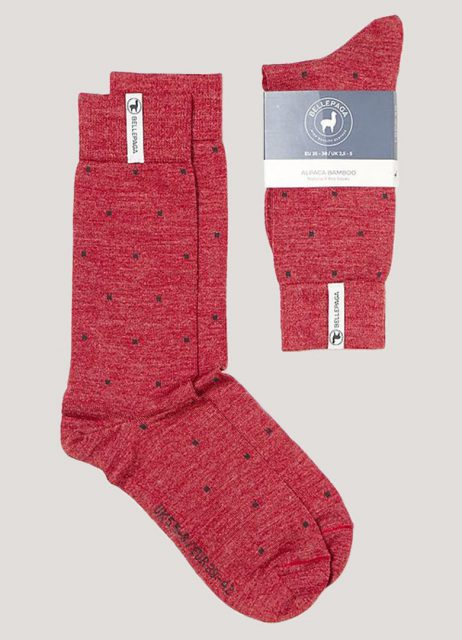 Chaussettes Rouges Bellepaga