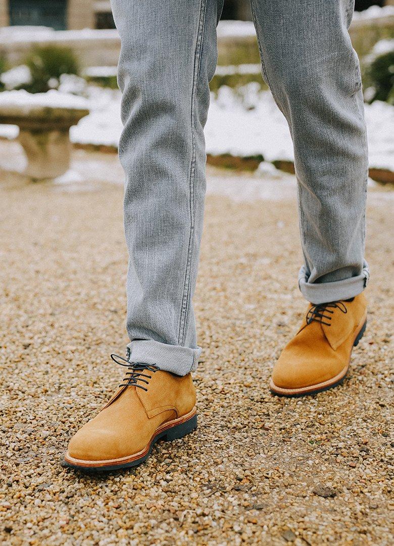 chaussures hardrige jean