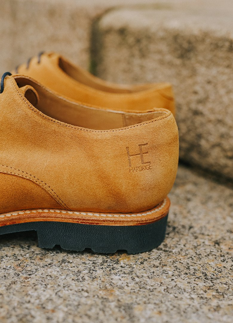 chaussures hardrige logo