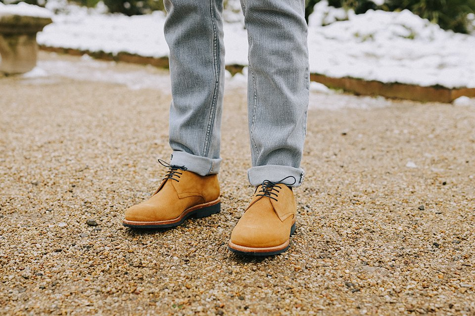 chaussures hardrige portée