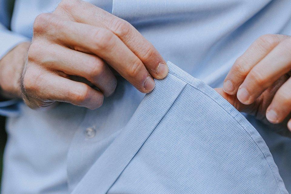 chemise adresse texture