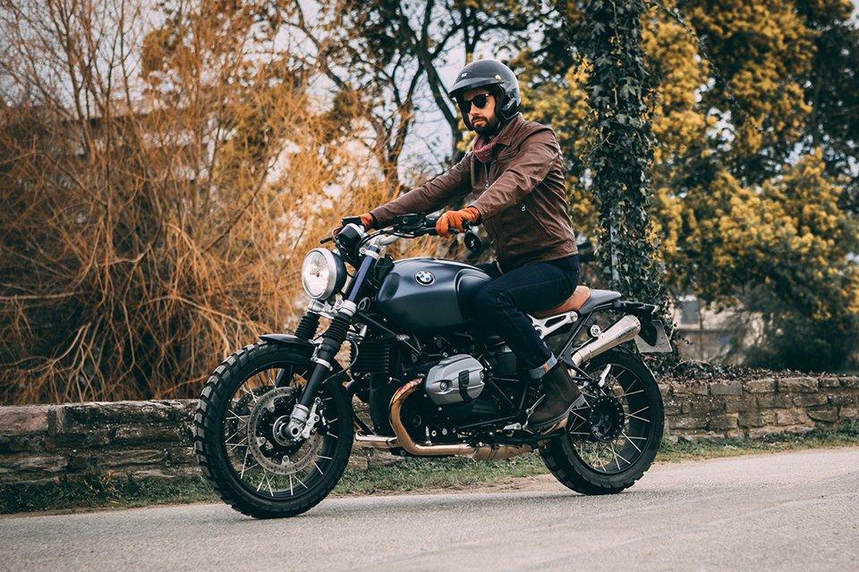 jean bolidster test avis position balade moto