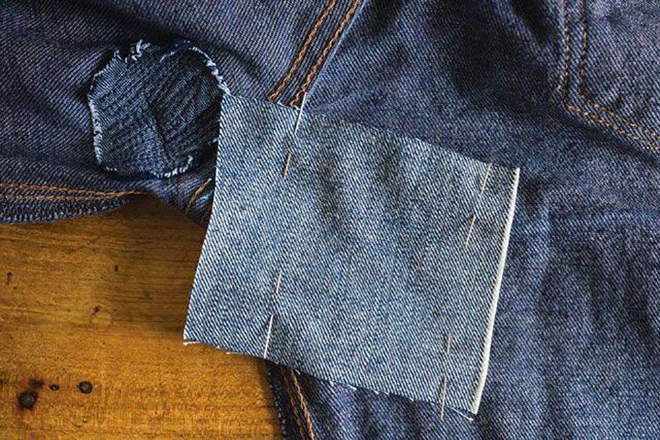 jean tips repair