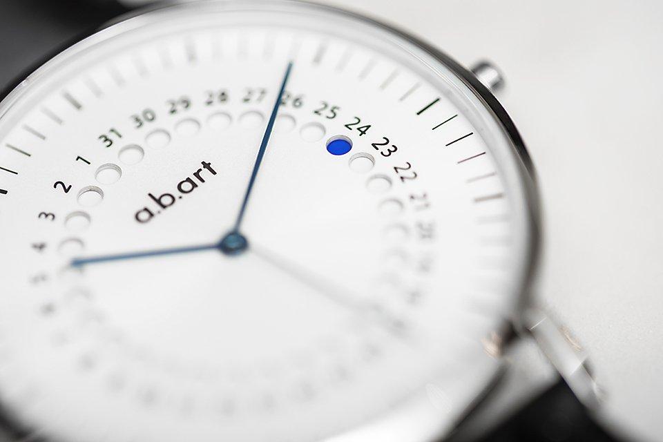 montre abart cadran