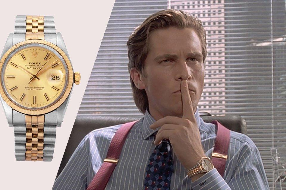 Rolex Patrick Bateman