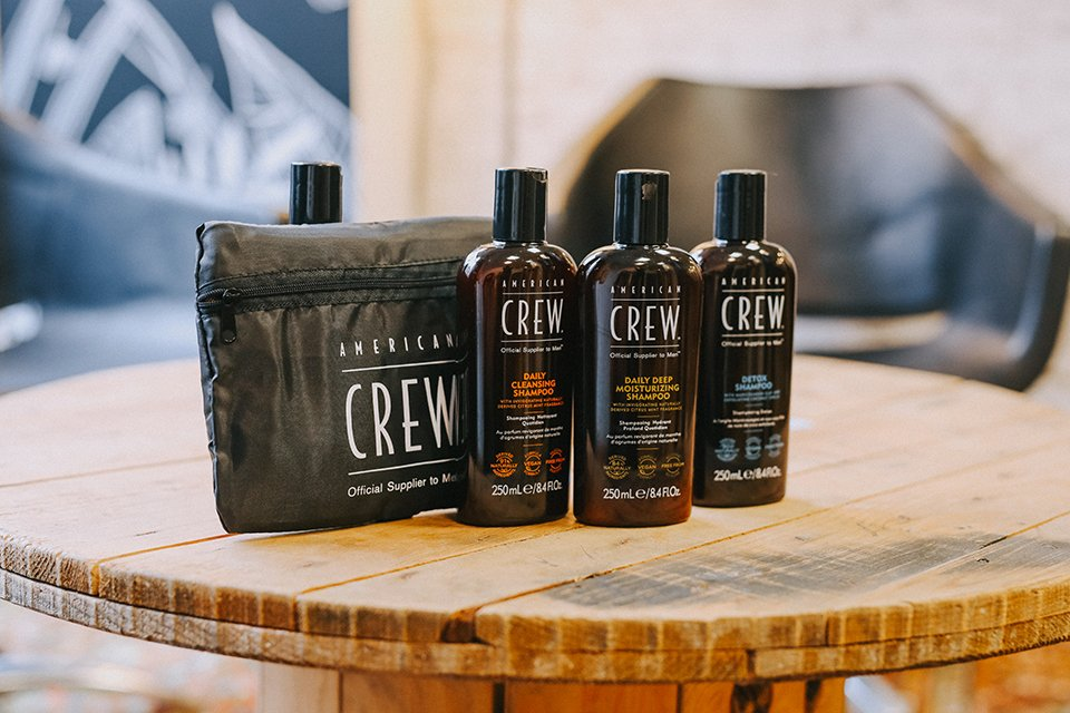 shampoing american crew gamme2