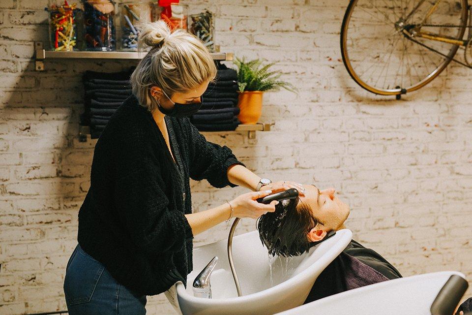 shampoing american crew massage3