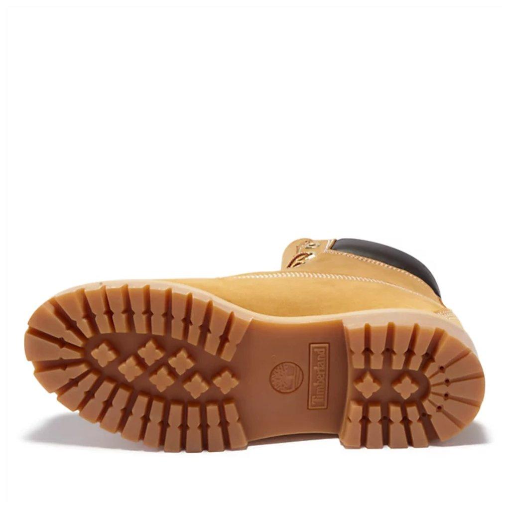 timberland yellow boots semelle