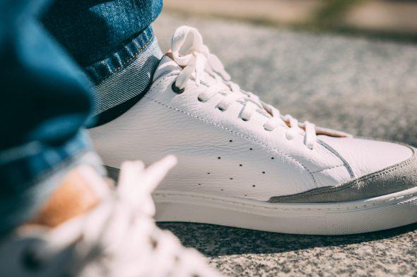 Bexley Sneakers Cuir