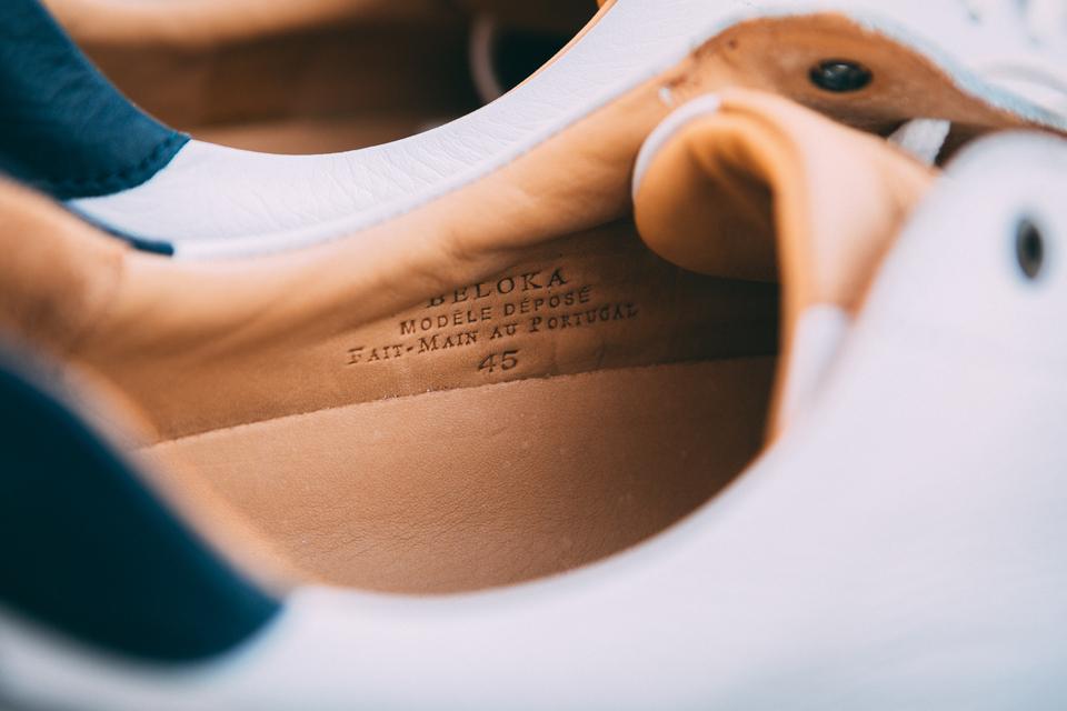 Bexley Sneakers Interieur