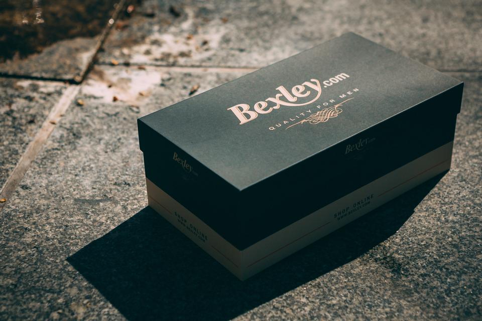 Bexley Sneakers Packaging
