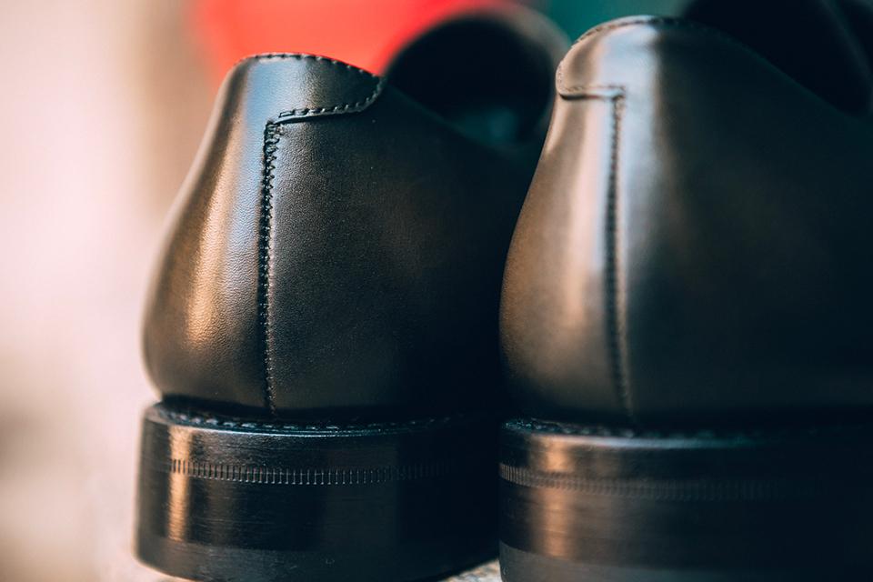 Chaussures Maison Le Duc Conception Contreforts