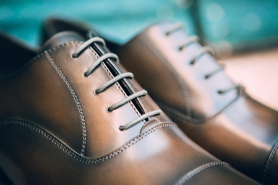 Chaussures Maison Le Duc Design Lacets