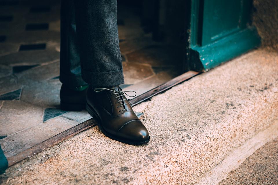 Chaussures Maison Le Duc Essayage Pieds porte