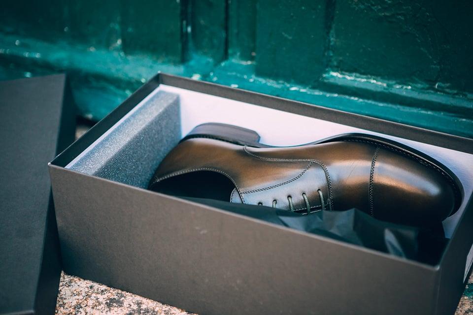 Chaussures Maison Le Duc Presentation ouverture