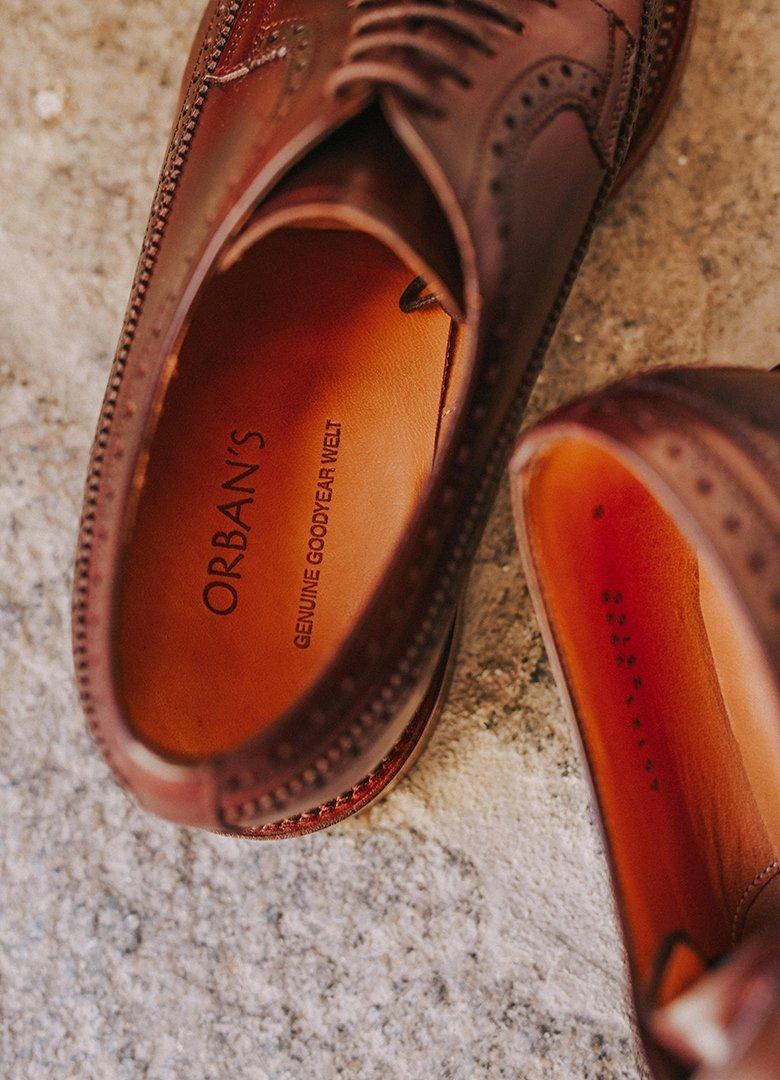 chaussures orbans marque