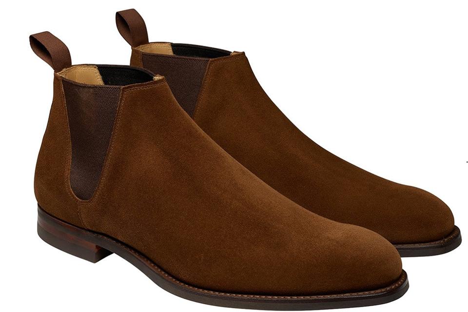 Chelsea boots crockett&jones