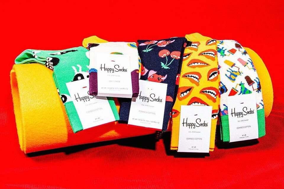 Happy Socks Marque Chaussettes