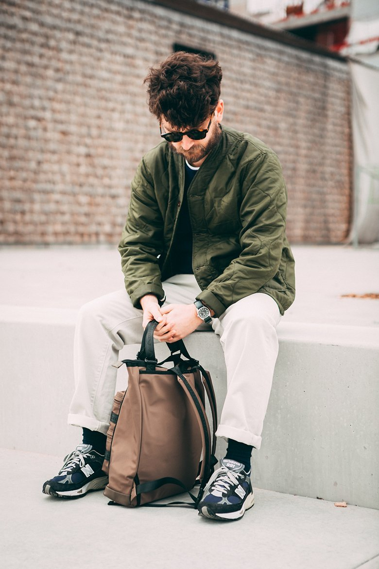 Liner us army homme