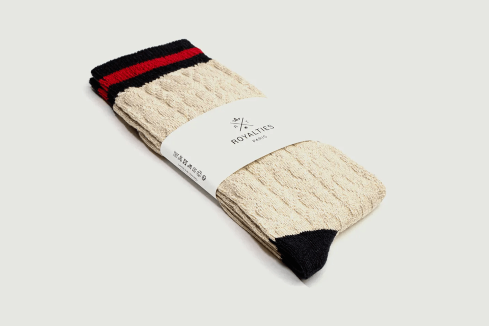 Royalties Marque Chaussettes