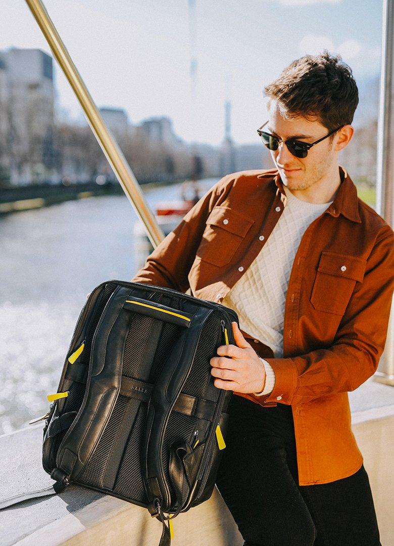 sac balsa noir