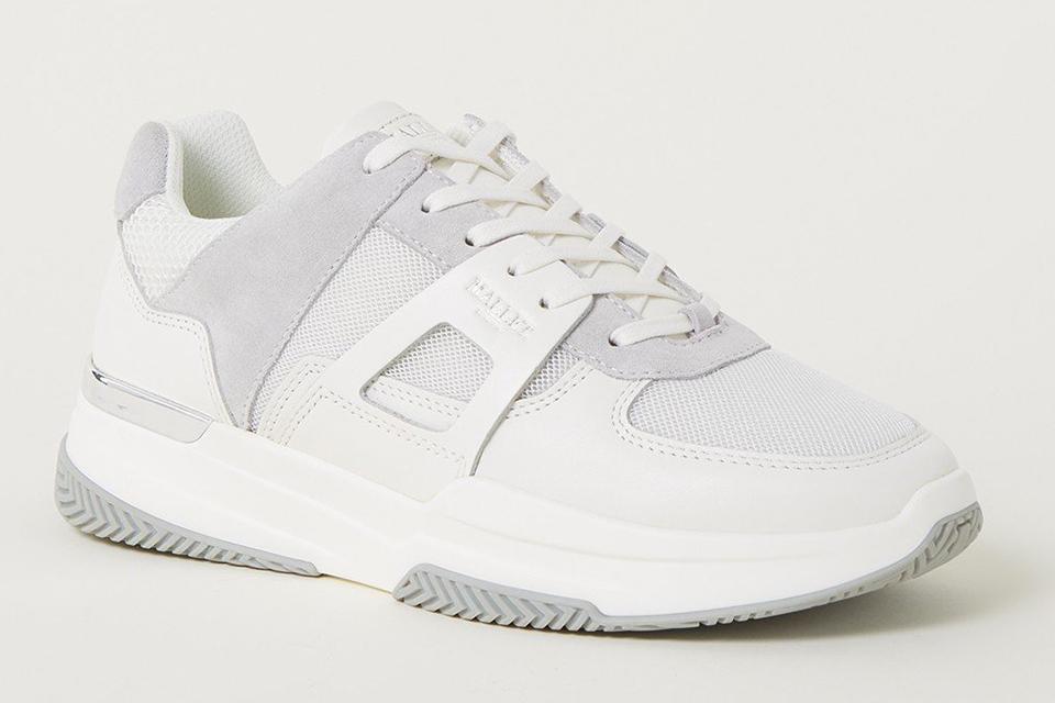 sneaker blanche debijenkorf