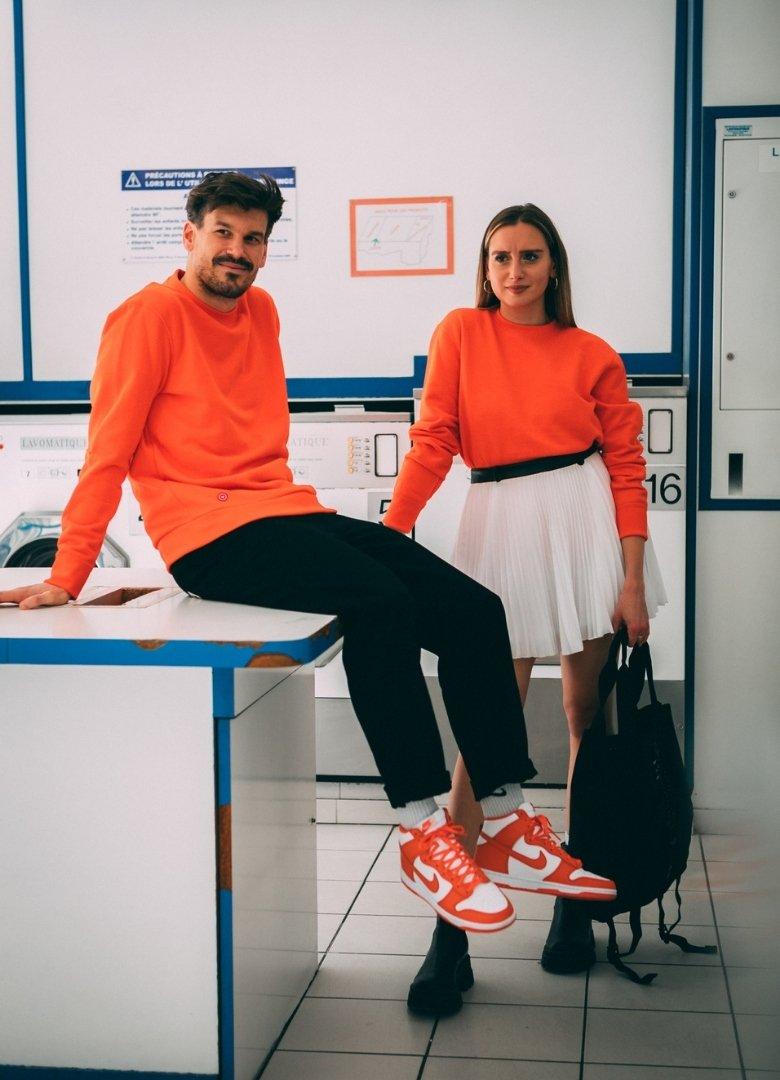 sweat le slip français rouge occitant duo