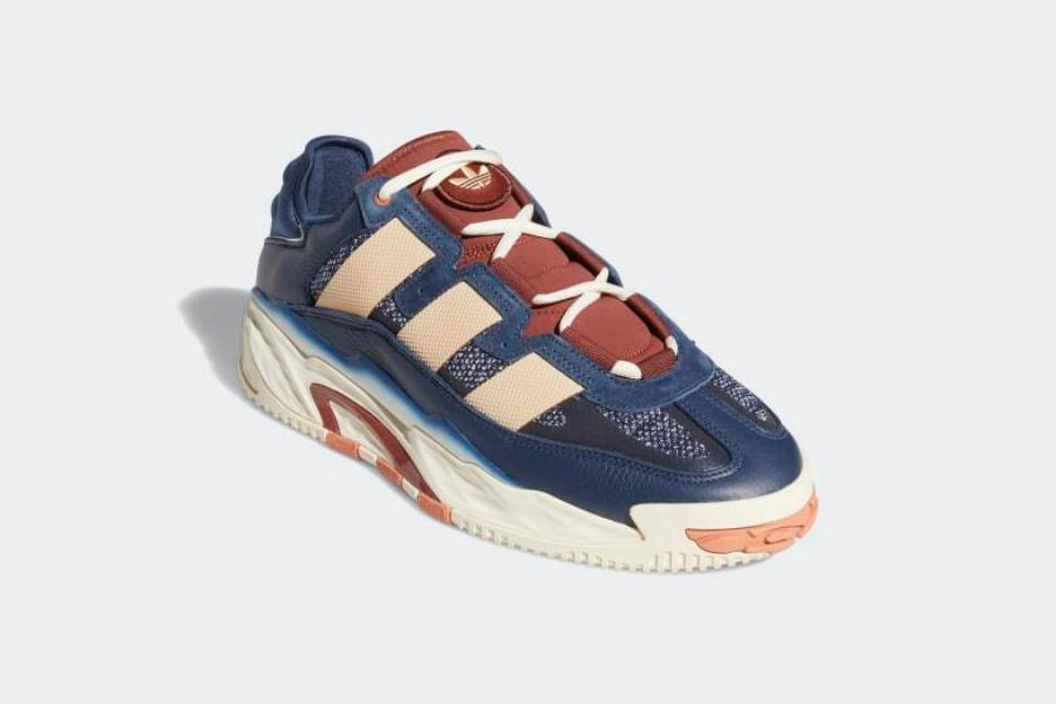 sneakers basket selection printemps adidas