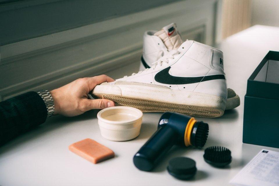 sneakers basket cleaner philips nettoyeur