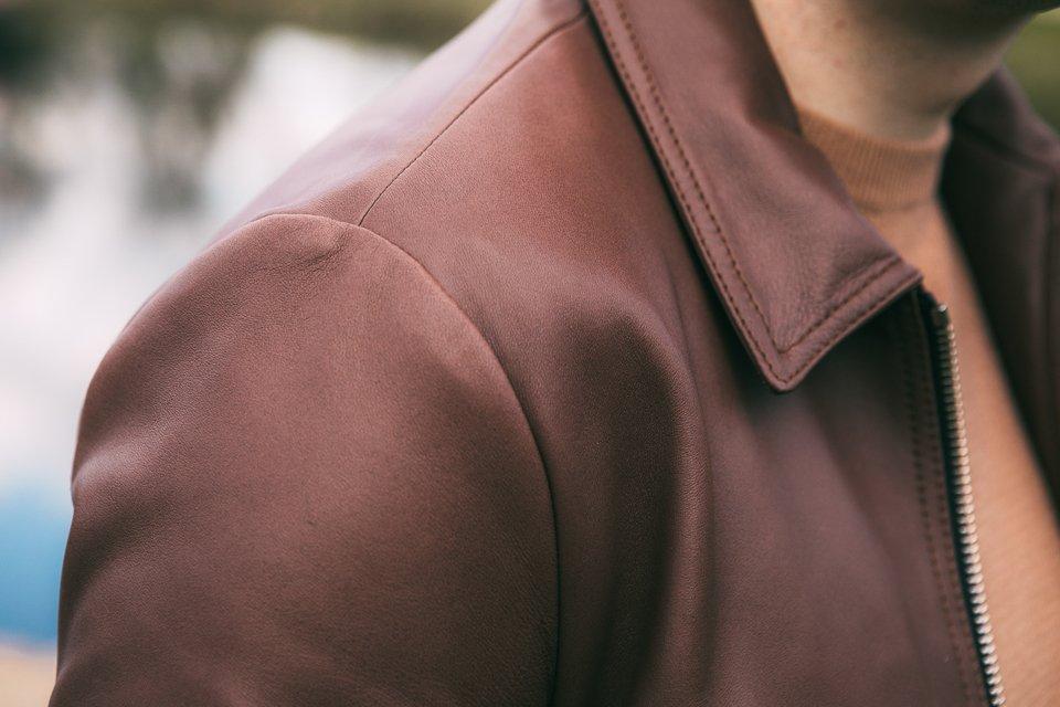 Veste-cuir-homme-poche