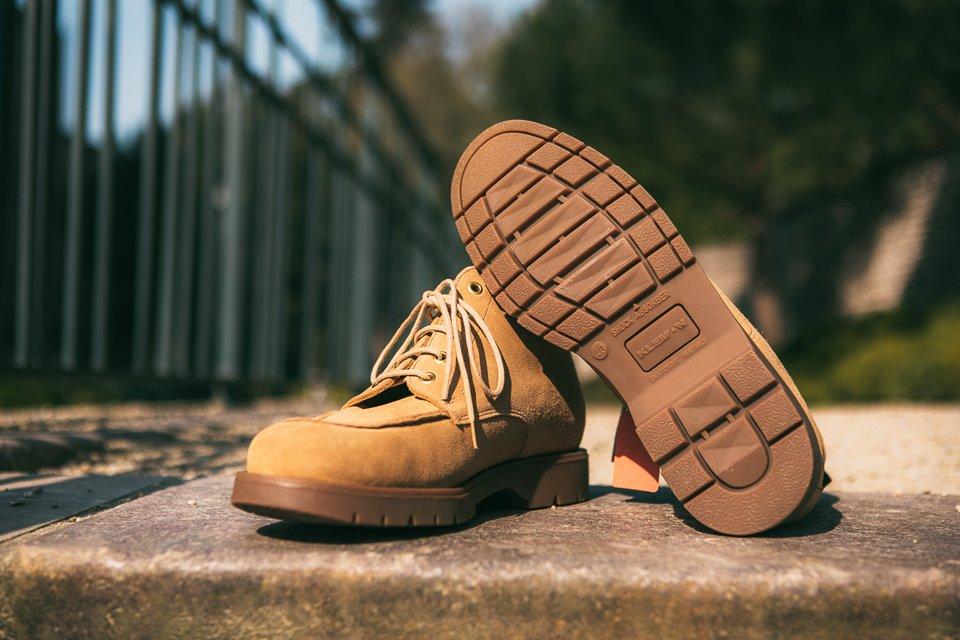 kleman chaussures semelle homme boots