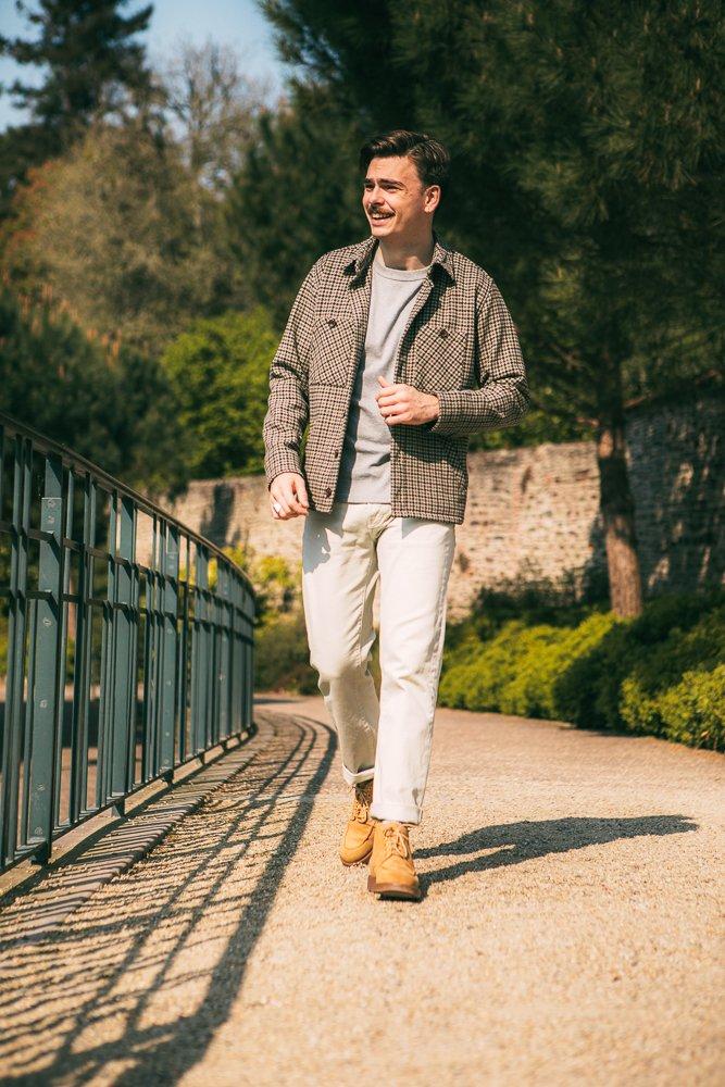 Kleman marche boots homme