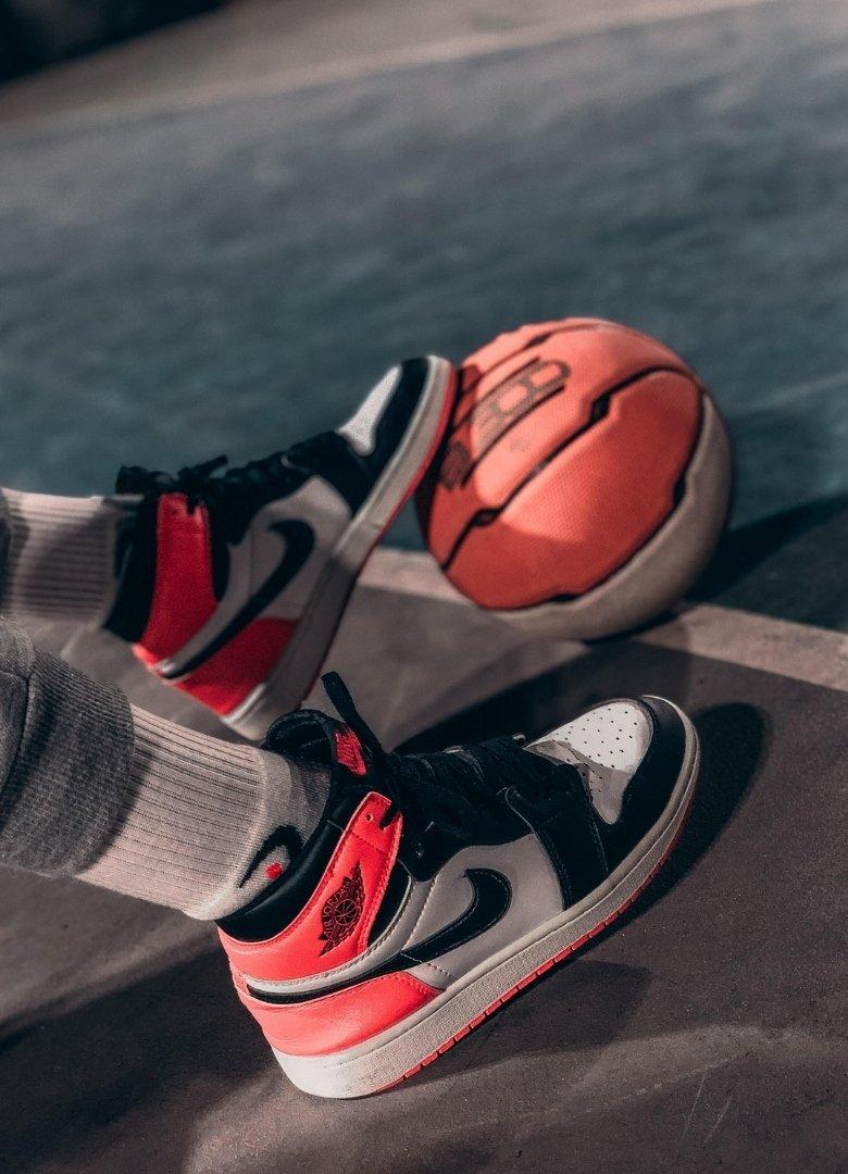 basketball sneaker nike jordan