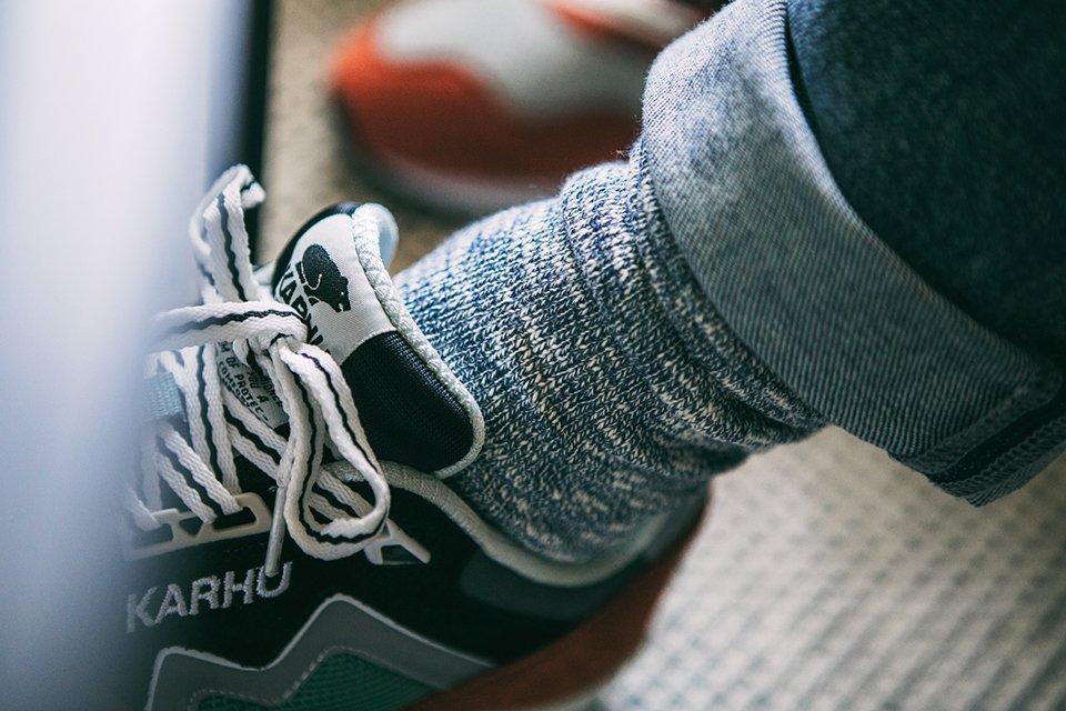 boite lexception chaussettes