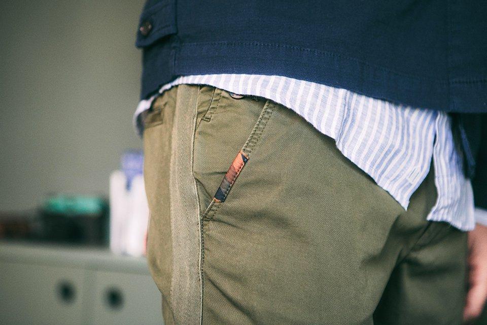 boite lexception pantalon
