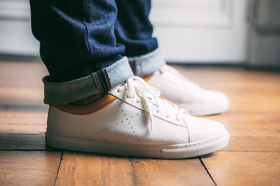 chaussures homme fort