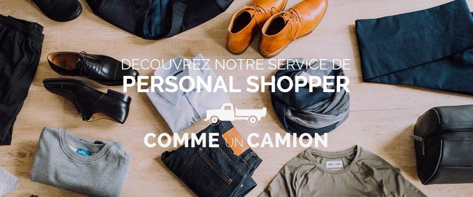 encart personal shopper