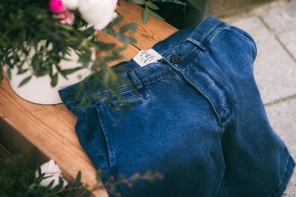 Jaqk Bermuda Jean
