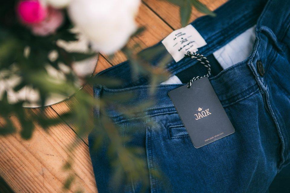 Jaqk Short Jean