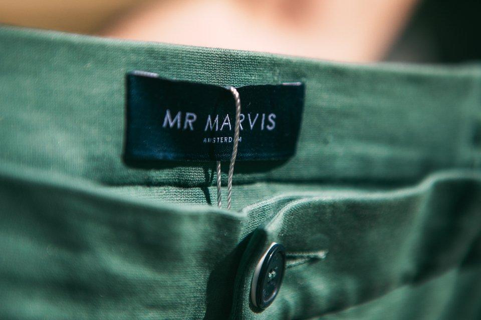 Mr Marvis Avis Short