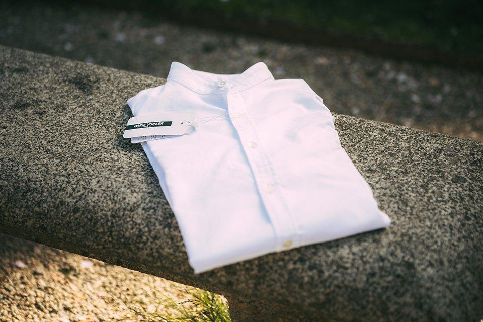 paris yorker chemise design