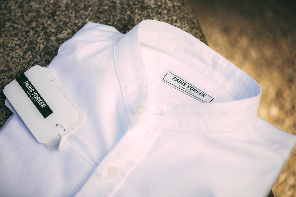 paris yorker chemise marque