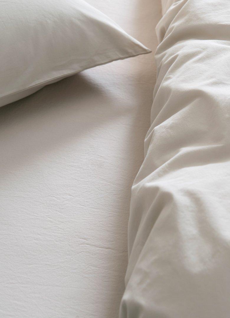 percale coton sable most