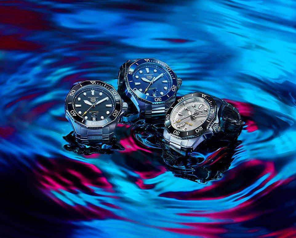 Montre Tag Heuer Aquaracer 2021