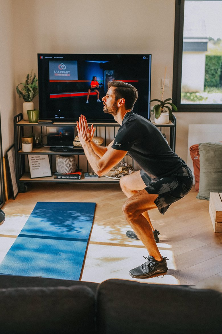 test avis lappart fitness on demand hiit squat