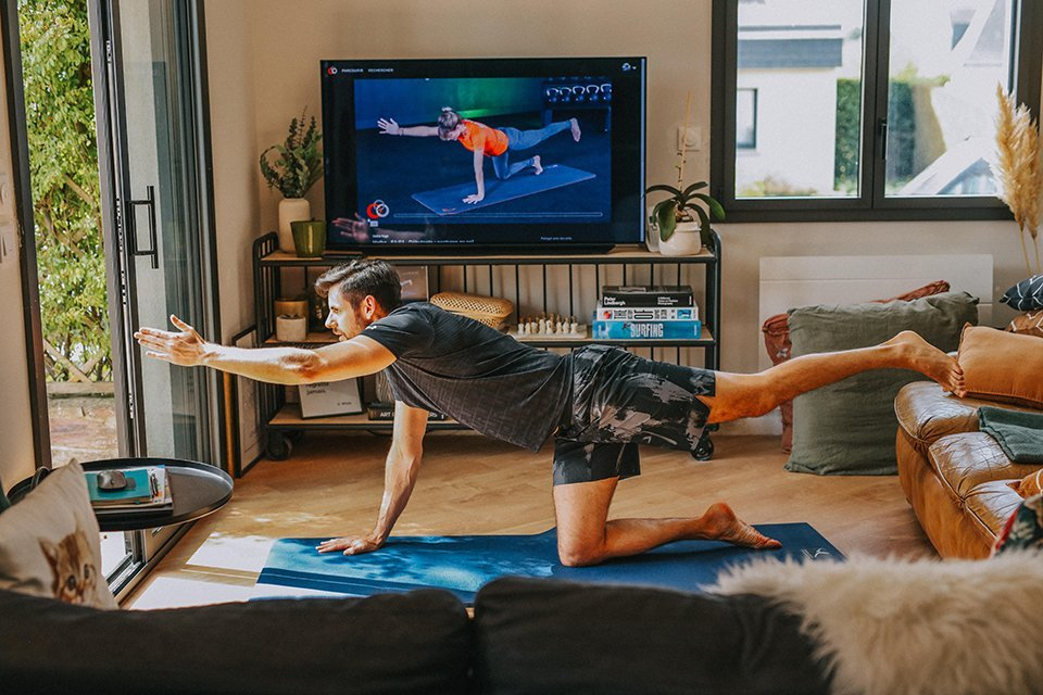 test avis lappart fitness on demand yoga 3